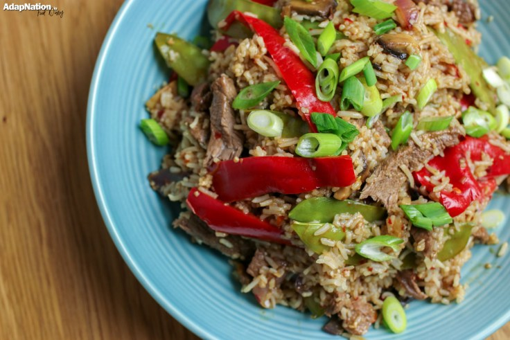 Spicy Beef Bowl p2