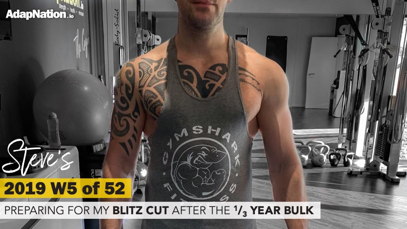 Steve Katasi 2019 Preparing to Cut