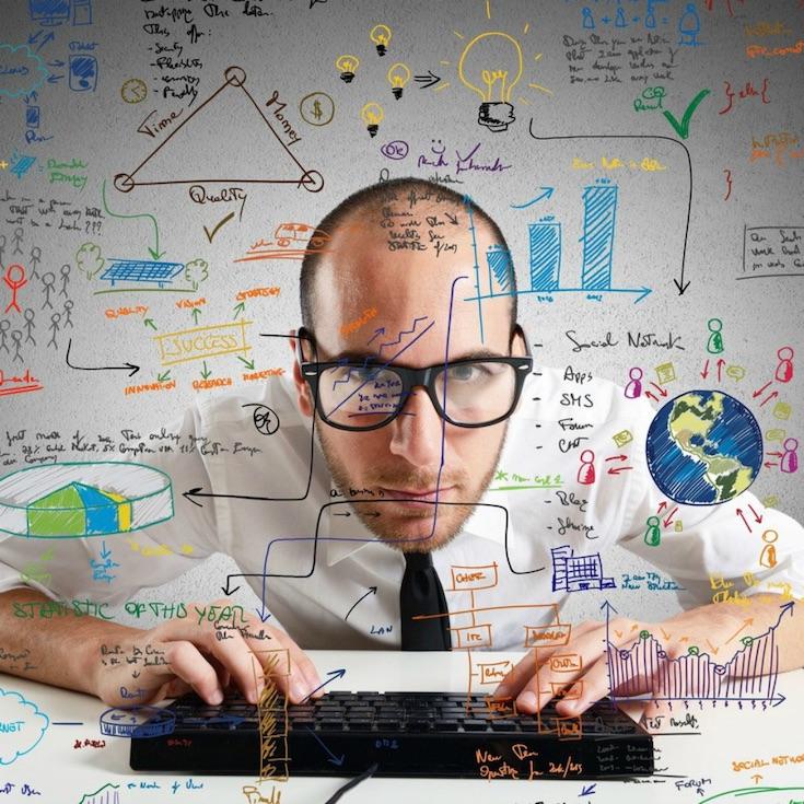 Data scientist geek