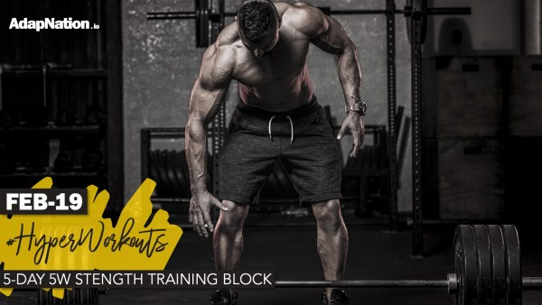 FEB-19 #HyperWorkouts Feature Image