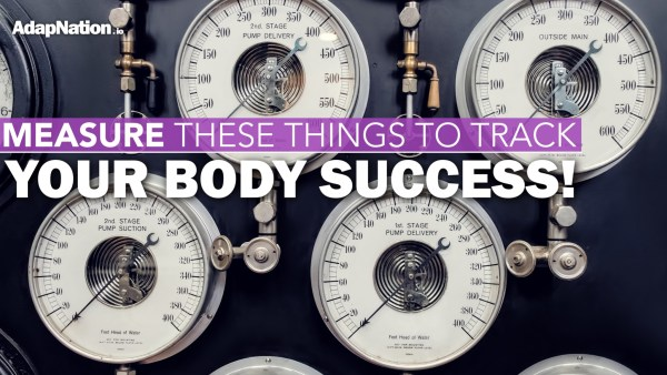 Tracking body composition