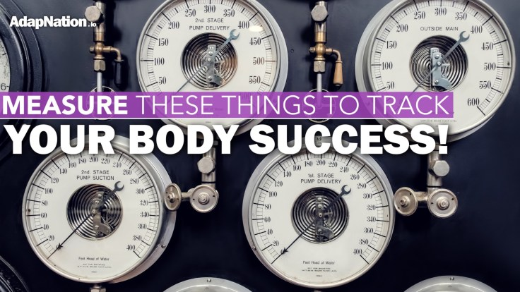 Measure These Things To Track Your Body Success!