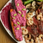 AdapNation's Vibrant Surf & Turf!