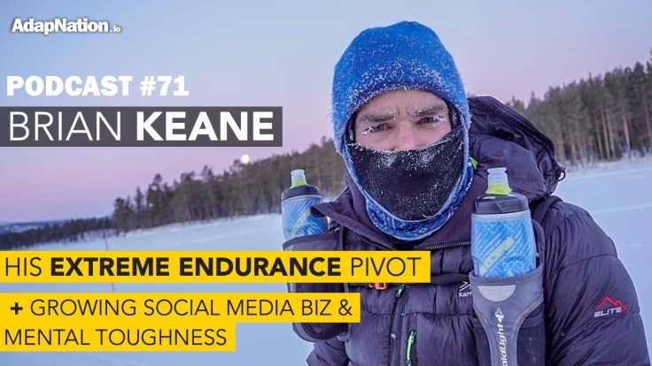 extreme endurance athlete