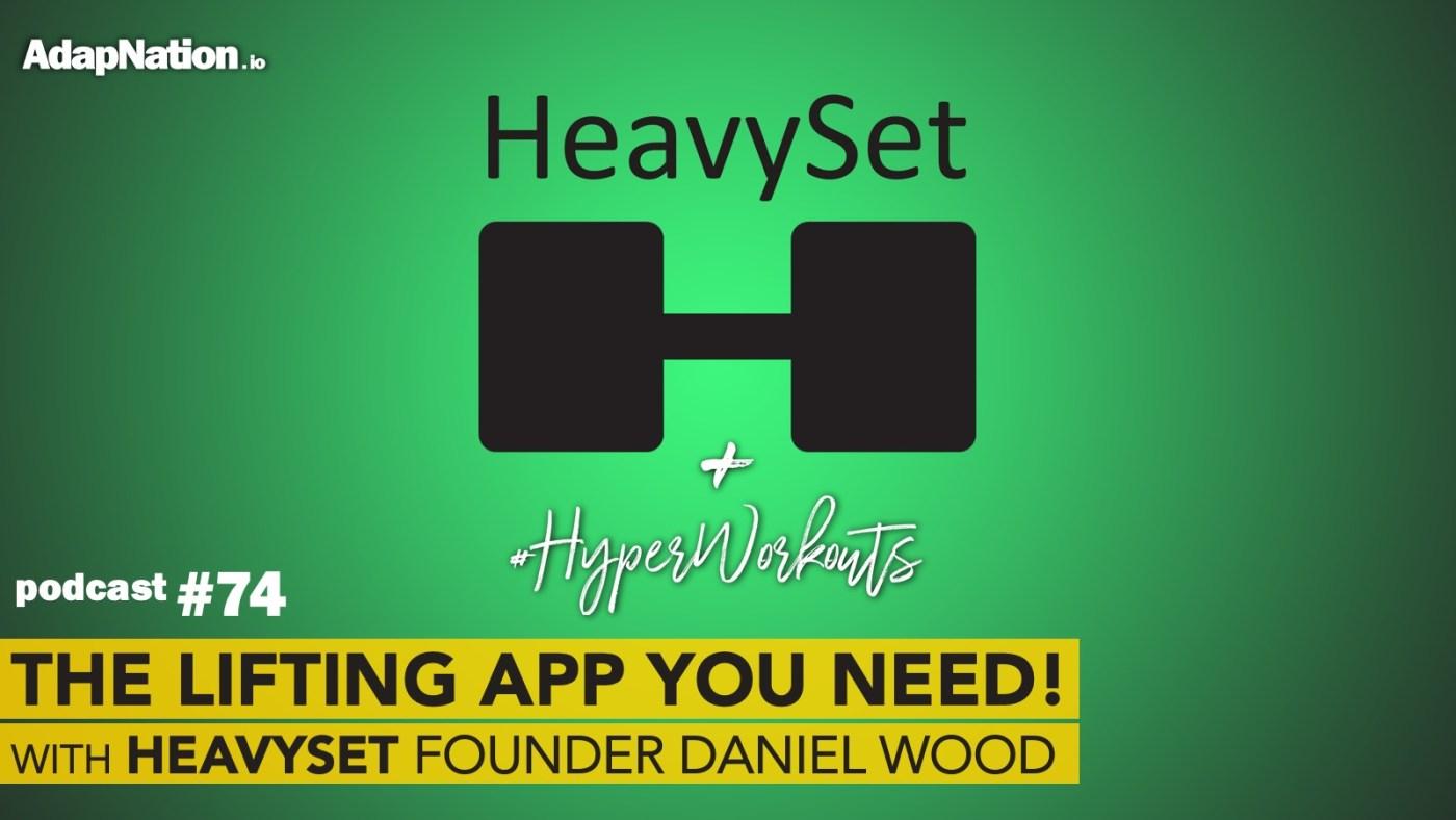 HeavySet Training App