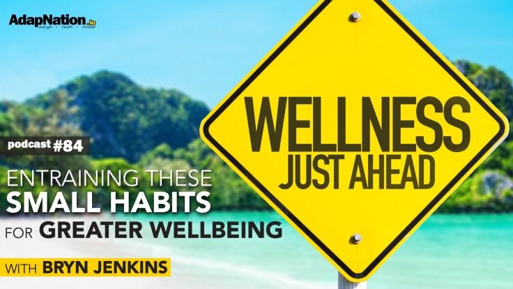 Small healthy habits