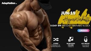 JUN-19 #HyperWorkouts – 8w Training Block