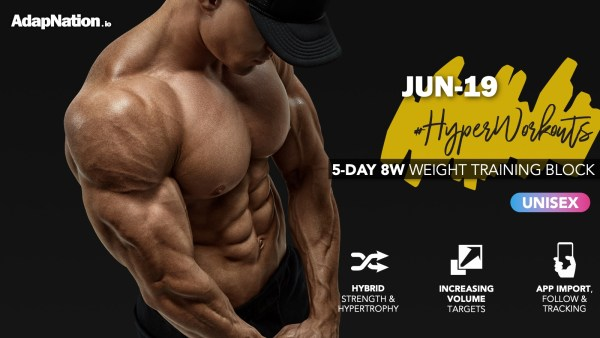 JUN-19 - #HyperWorkouts - Feature Image