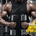 AUG-19 #HyperWorkouts – 6w Training Block