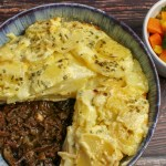 Ox Tail & Potato Dauphinois Pie (to share)