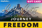 #BeYourBest Self-Optimisation Journey - Freedom Gift Card