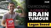 Logan Sneed Overcoming Cancer