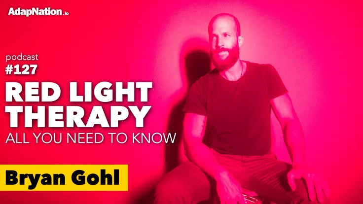 Red Light Therapy Bryan Gohl