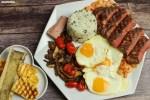 Steve's Fully-Loaded Steak & Eggs