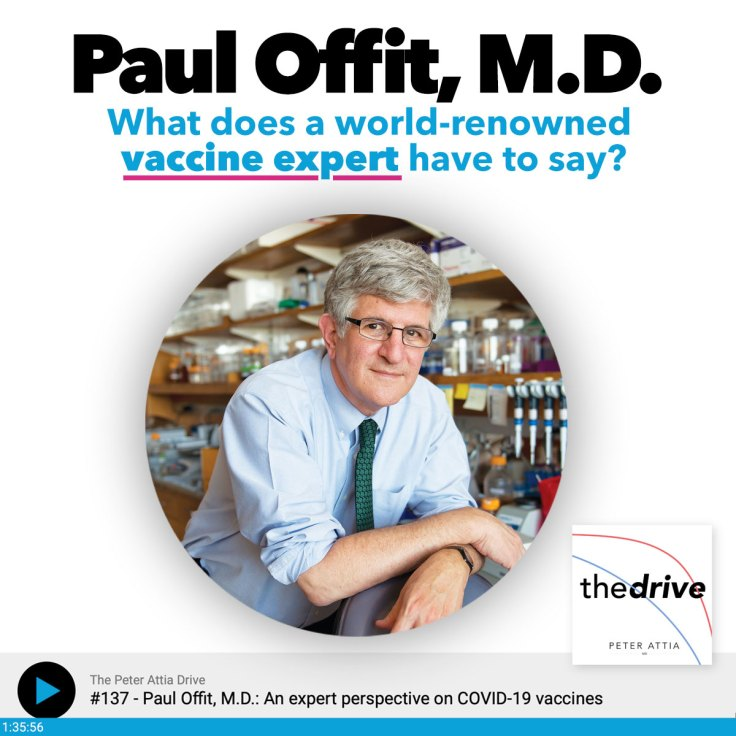 Paul Offit Interview on Vaccines