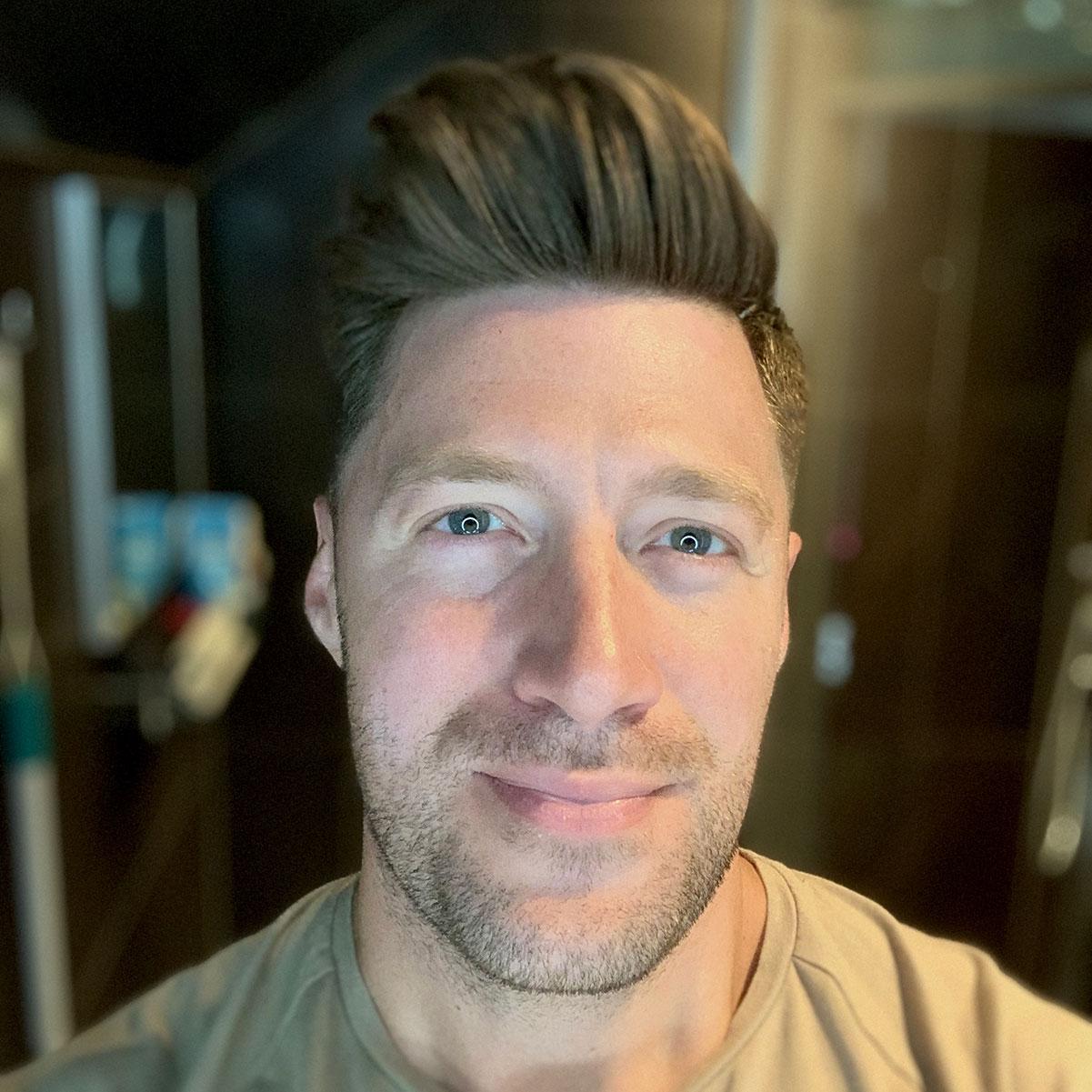 Steve Katasi - 2019