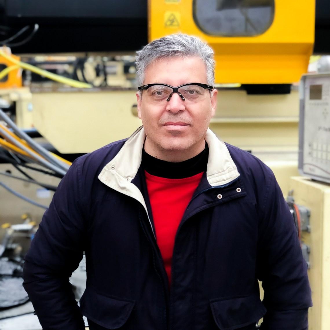 Rogelio Nuñez Adapt Plastic Technology