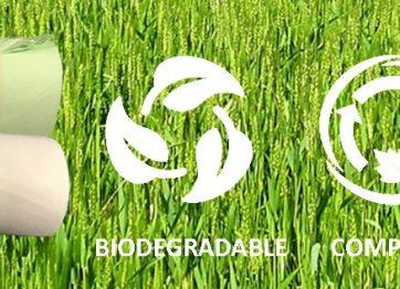 ADAPT Resina Compostable Biodegradable