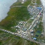 The Village of Shishmaref is especially vulnerable to sea level rise and coastal erosion.