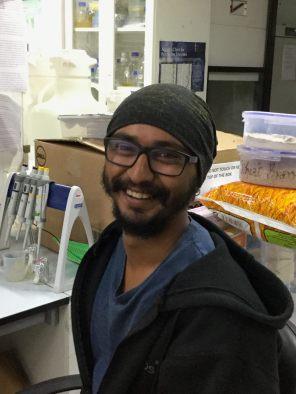 Arun Prakash, Project Assitant