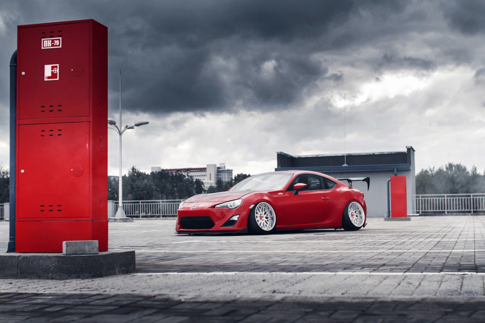 11. Scion_FRS_Drull (6)Adapters Masters. Проставки и адаптеры