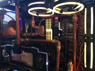 COPPER TUBE PC WATERCOOLING OVERCLOCK RIGID TUBE