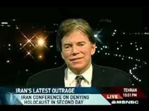 david duke holocaust denying conference Iran