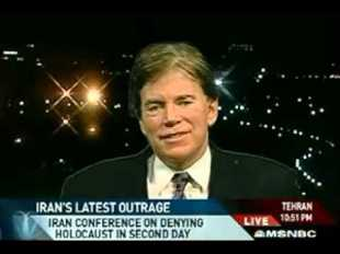 david duke holocaust denying conference Iran