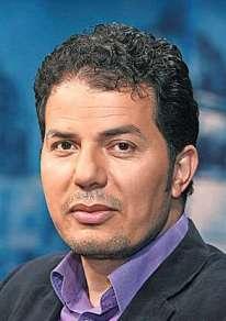 German-Egyptian Scholar - Hamed Abdel-Samad