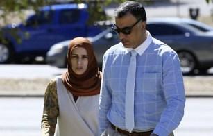 Hassan al-Homoud and wife