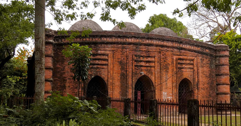 nine-dome-mosque-bagerhat