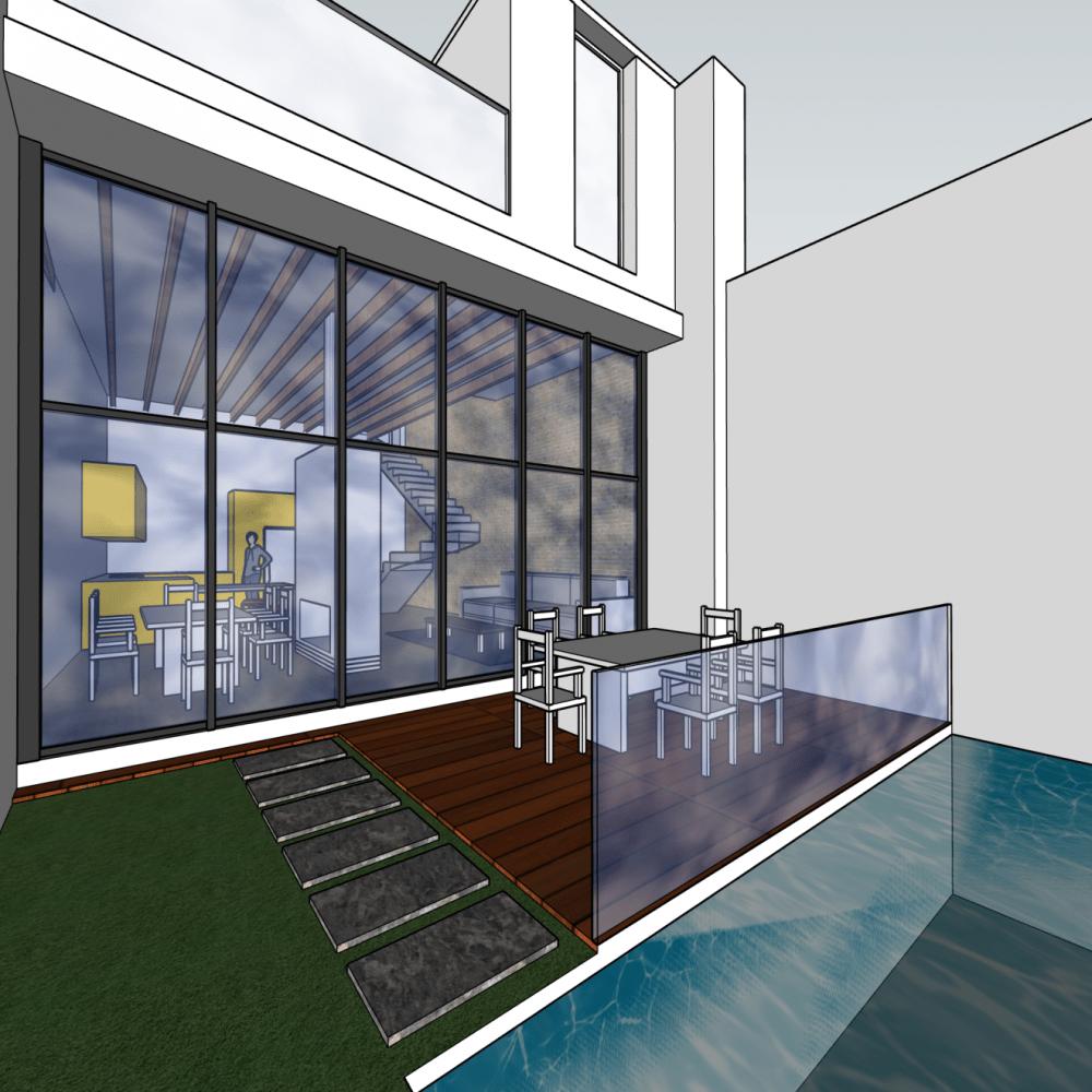 Casa con piscina en Alfafar, Valencia