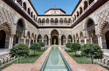 Alcázar de Sevilla Adarve Travel