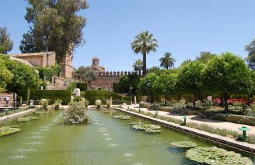 Alcázar de los Reyes Córdoba Adarve Travel