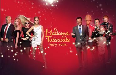 Madame Tussauds Nueva York Adarve Travel