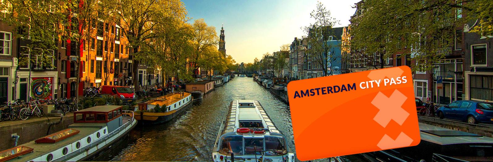 Ámsterdam City Pass Adarve Travel