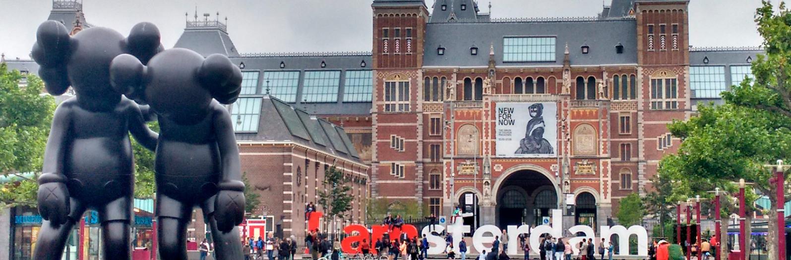 Rijks Museum Ámsterdam Adarve Travel