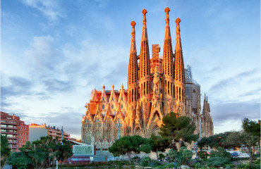 Sagrada Familia Adarve Travel