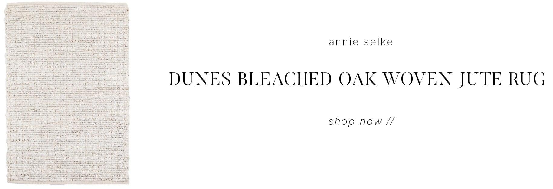 Annie Selke Jute Rug