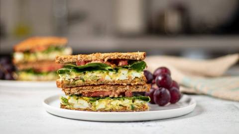 Classic Egg Salad Recipe Meal Planning Meal Prep Counting macros