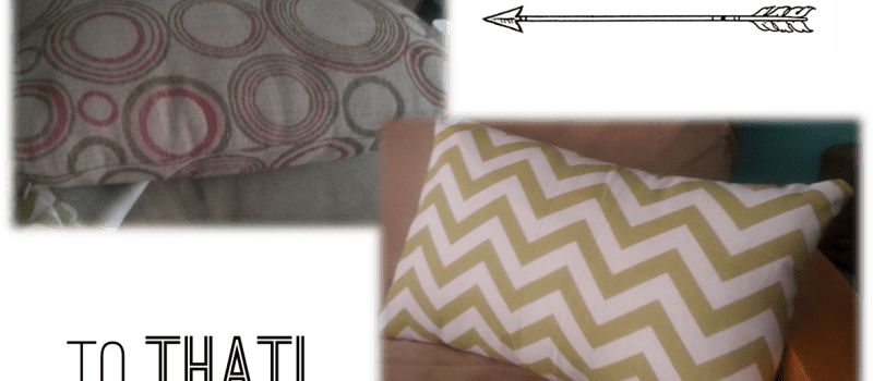 DIY Pillow Cover in Five Easy Steps