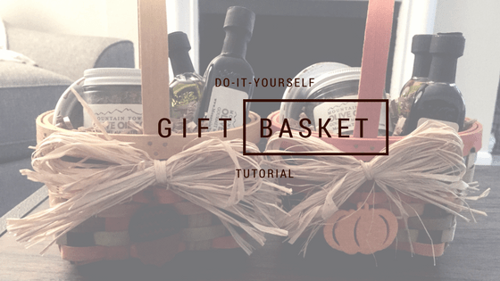 Easy DIY Gift Baskets