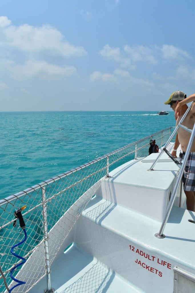 Blue Boating - ADOS