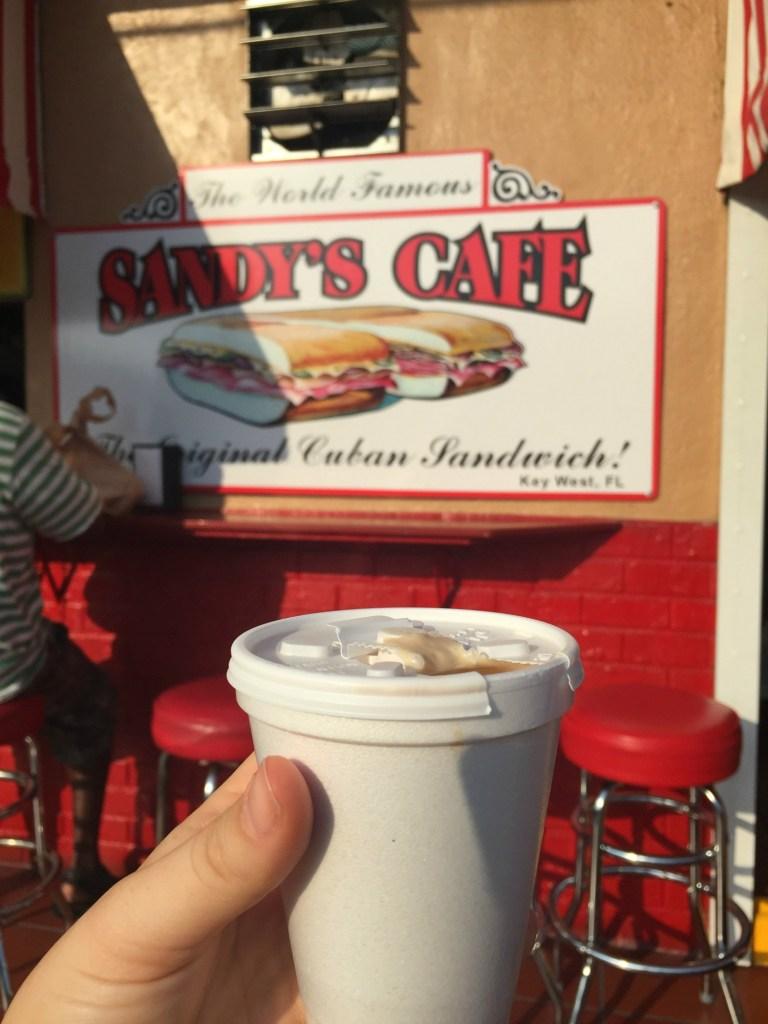 Sandys Cafe - ADOS