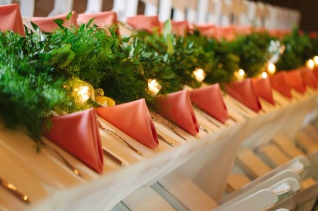 Wedding Table Setting - ADOS