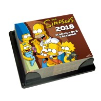 The Simpsons 2018 Block Front 3D