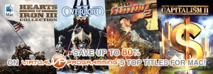 Promo on Games from GamersGate 2