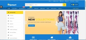 Flipmart - Responsive E-commerce WordPress