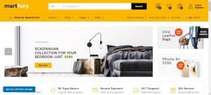 Martfury -WooCommerce Marketplace WordPress Theme