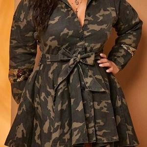 Plus Size Coat & Jacket